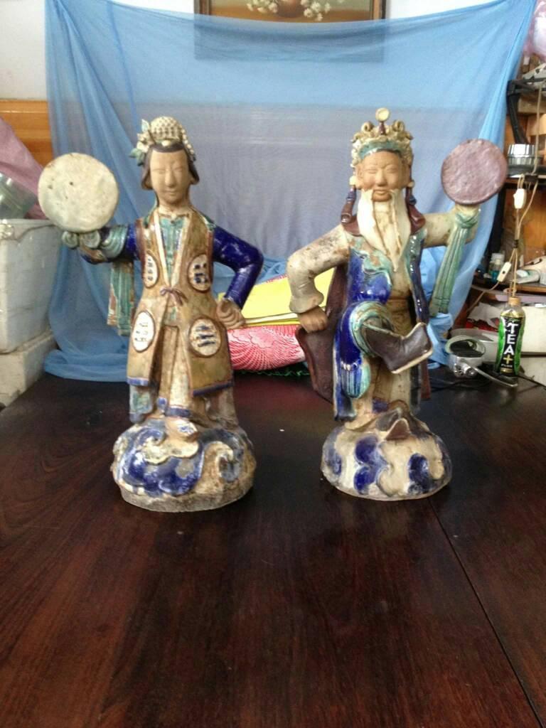 Giao lưu cặp tượng Cây Mai