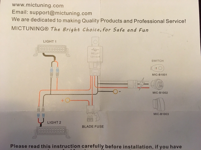 LED light bar wiring help needed - Toyota 4Runner Forum - Largest 4Runner  ForumToyota 4Runner Forum