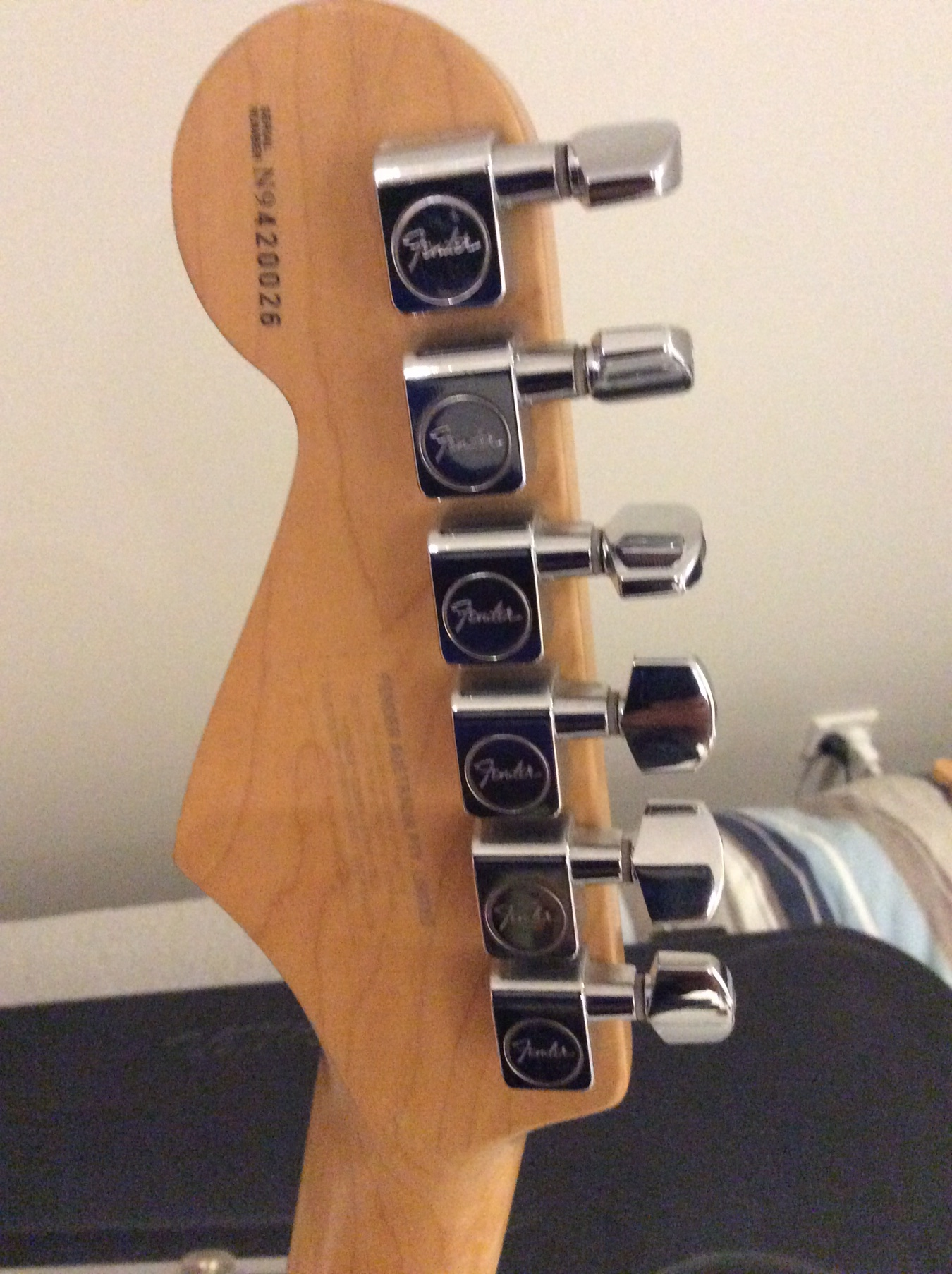 Fender 1999 limited Strat Value?