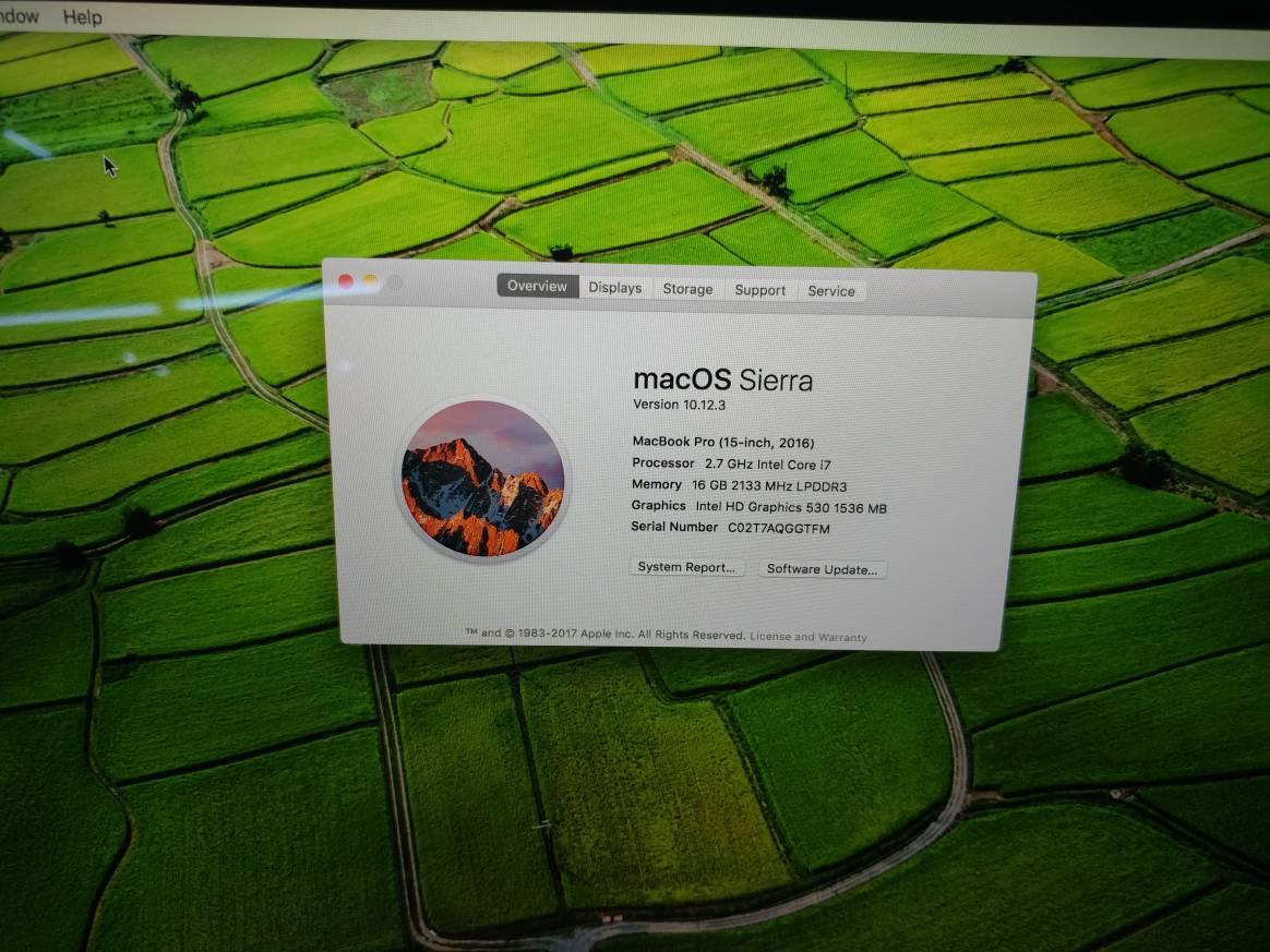 WTS] Dell Xps 13 9365 Corei7 7th Gen & Apple MacBook Pro 15 Touch
