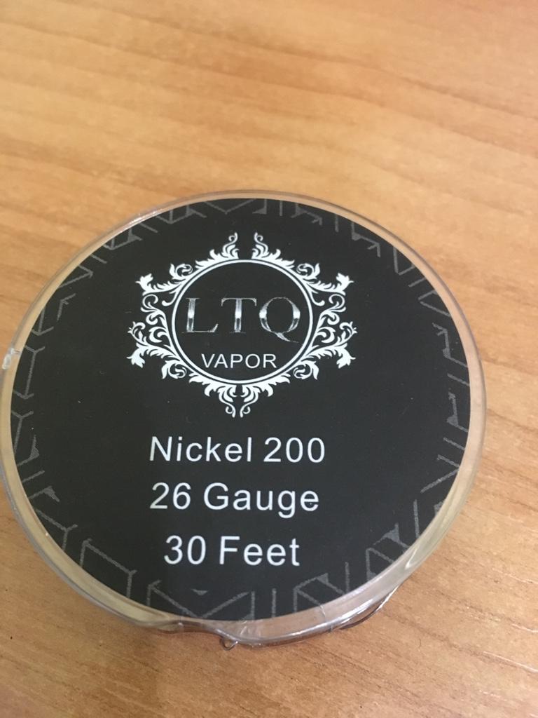 Неиспользуемые никель, титан, кантал, нихром, клэптон 444