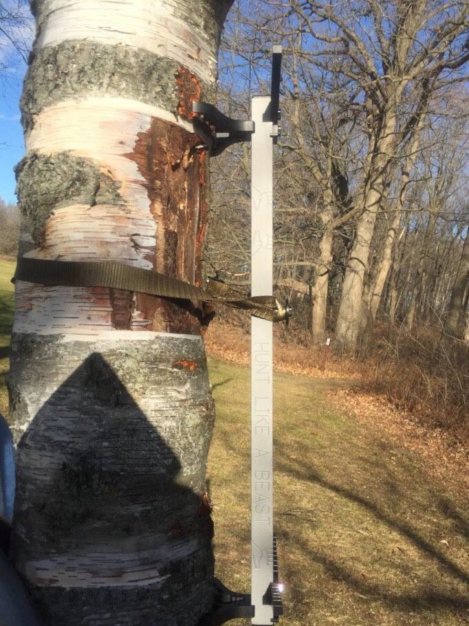 First Pics Of Dan Infalt S Climbing Sticks Saddlehunter Com