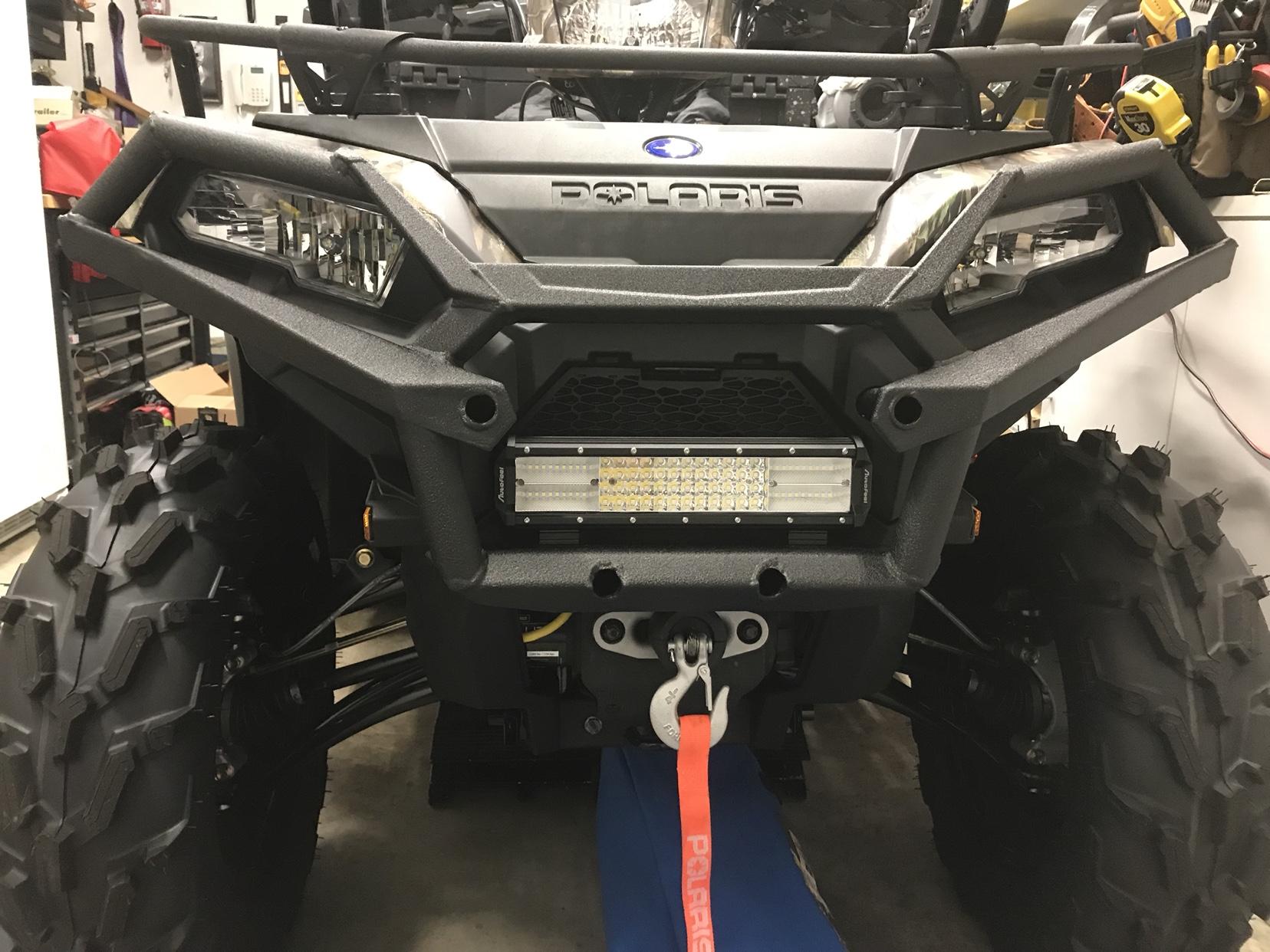 Which LED Light Bar?? - Polaris ATV Forum