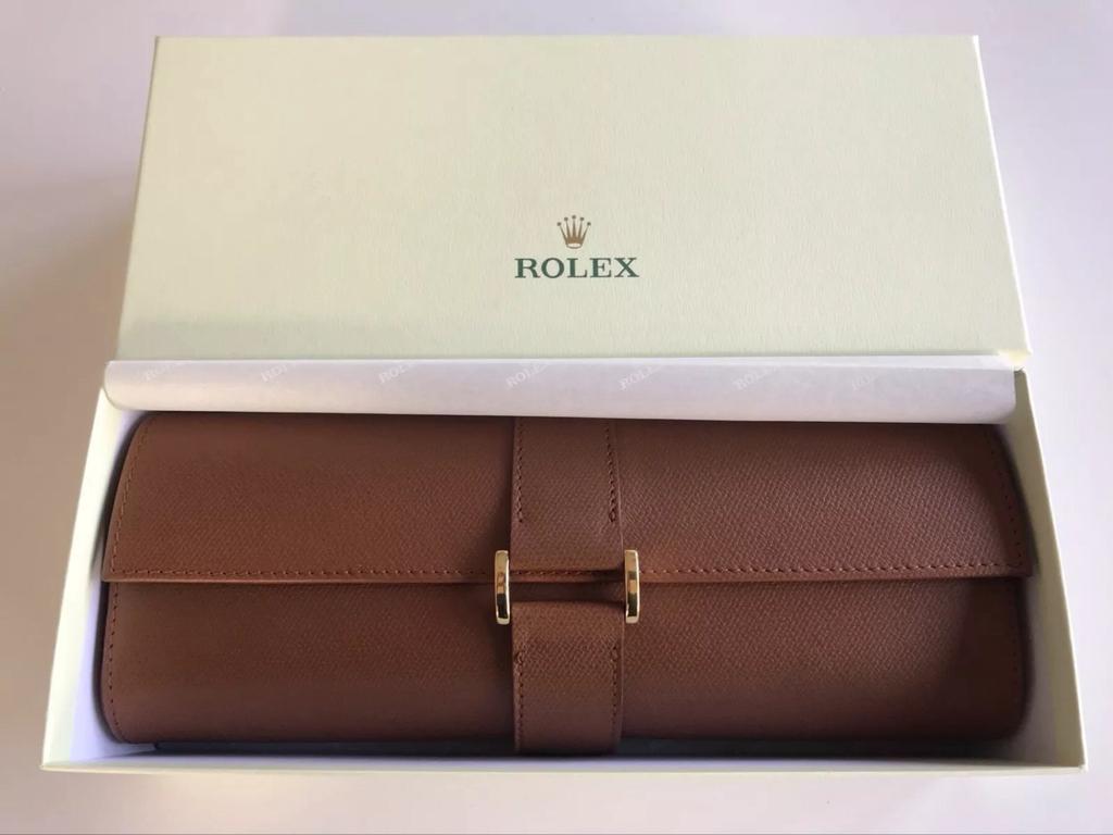 Original Rolex Watch Travel Case Rolex Forums Rolex