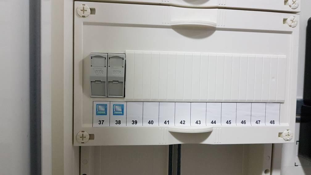 Gemütlich Hausverteiler Bilder - Elektrische ...