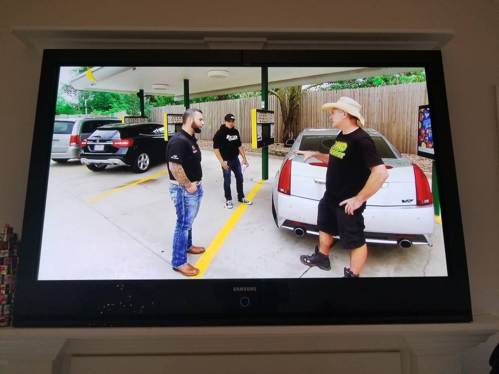 CTSV on Street Outlaws