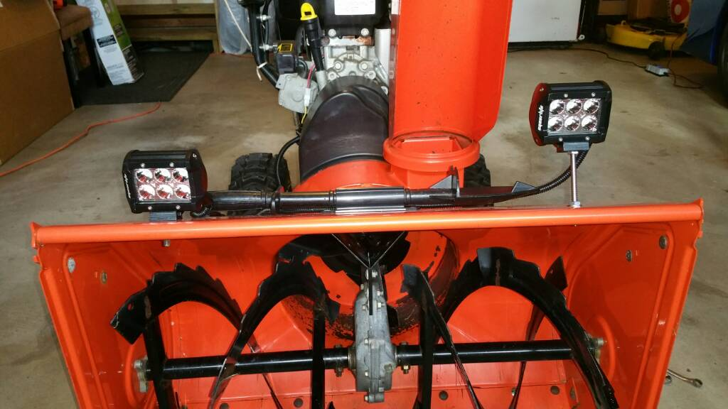 Ariens Platinum 30 Model 921018 2011 Revision Stator