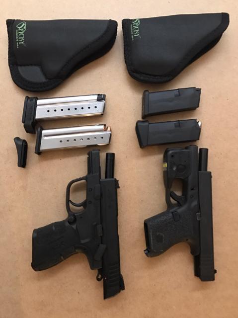 XD-E vs Glock 43 | Springfield XD Forum