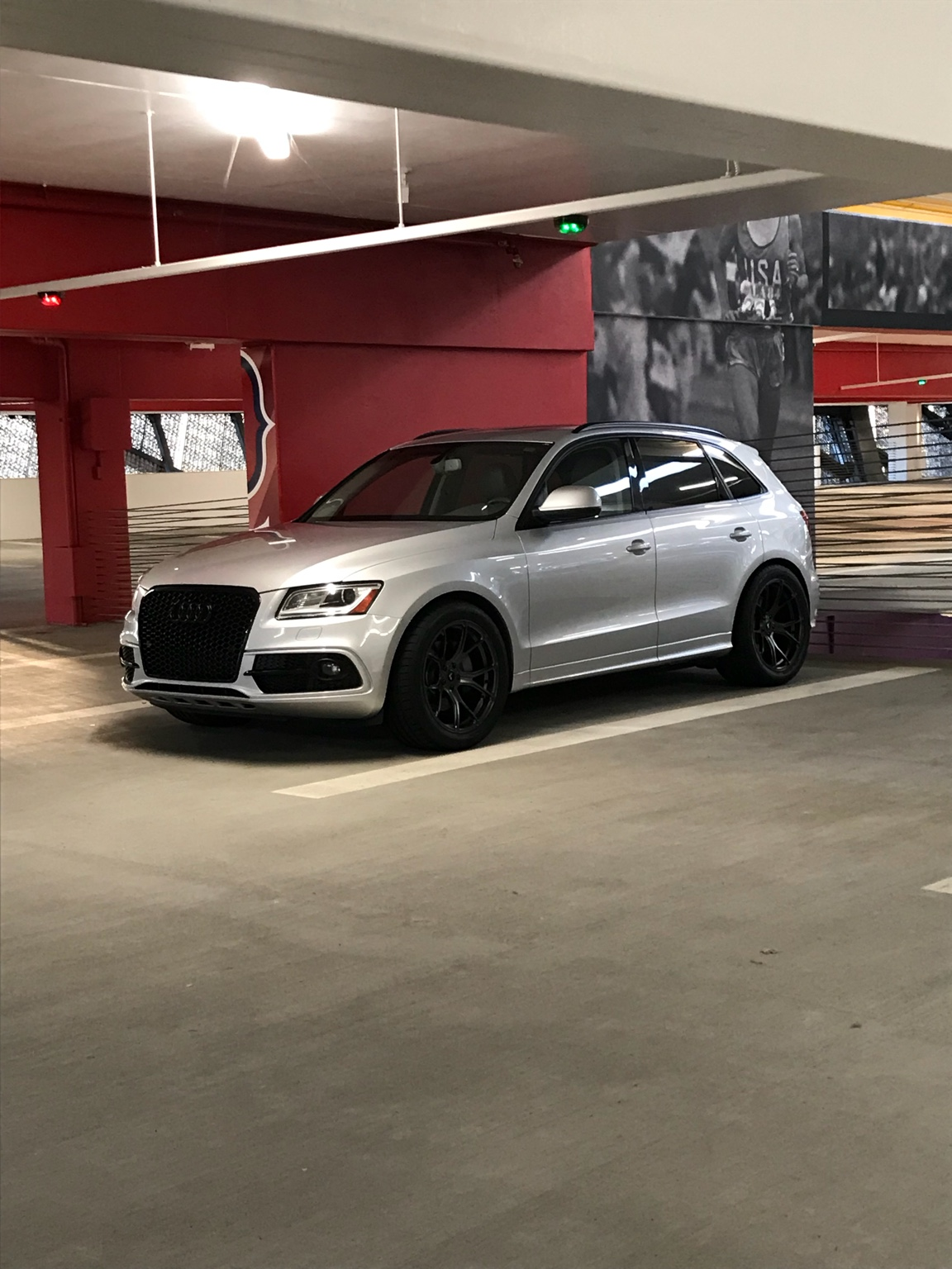 Build Audi Q5 >> Cantcatchtomm S Q5 Build Thread