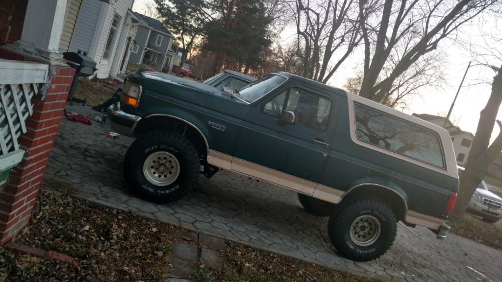 Post A Pic Of Your Bronco Page 80 Ford Bronco Forum
