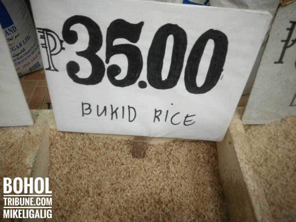 be0caf6582e4ad6f69170468e89c38c4 - Bukid Rice Sold in Tagbilaran, Bohol - Philippine Photo Gallery