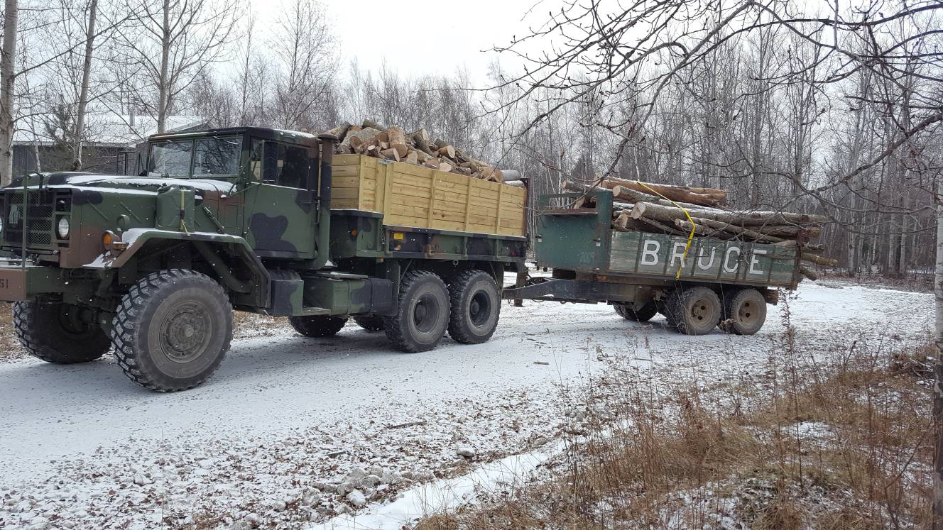 M925A2 Trailer Made From M923A1 Truck - Page 9