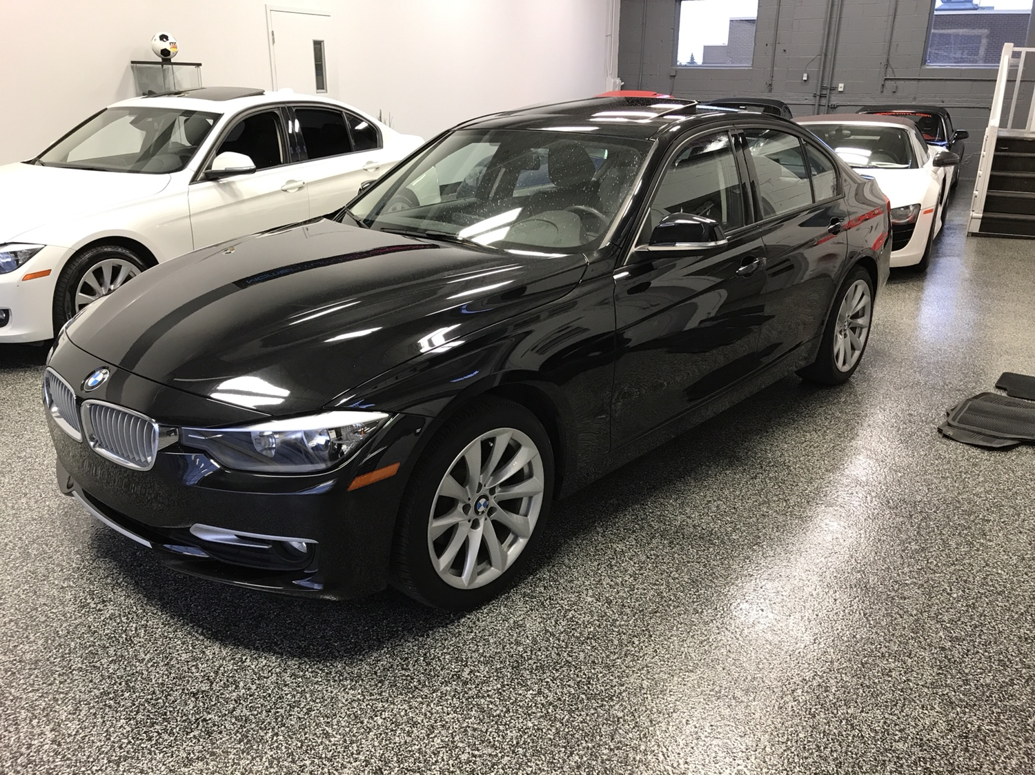2013 Bmw 320xi Really Low Kms Pics