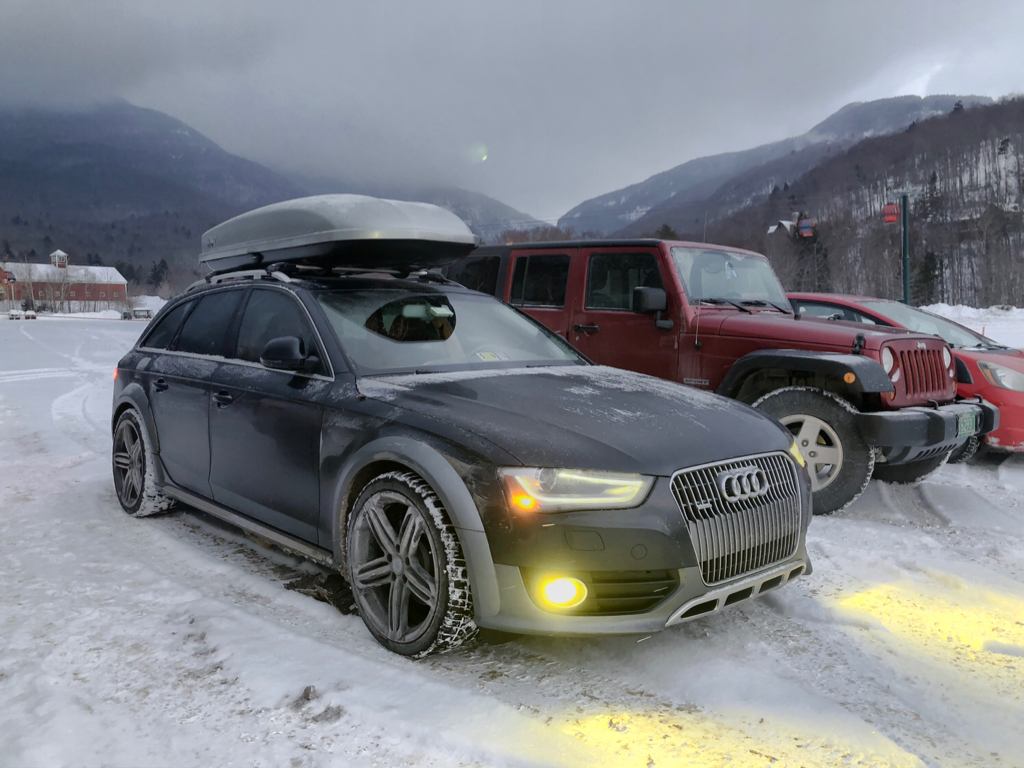 Info Thread For Oem Auxiliary Light Kit Installation Instructions Audi Allroad Wiring Diagram 2014 Prem