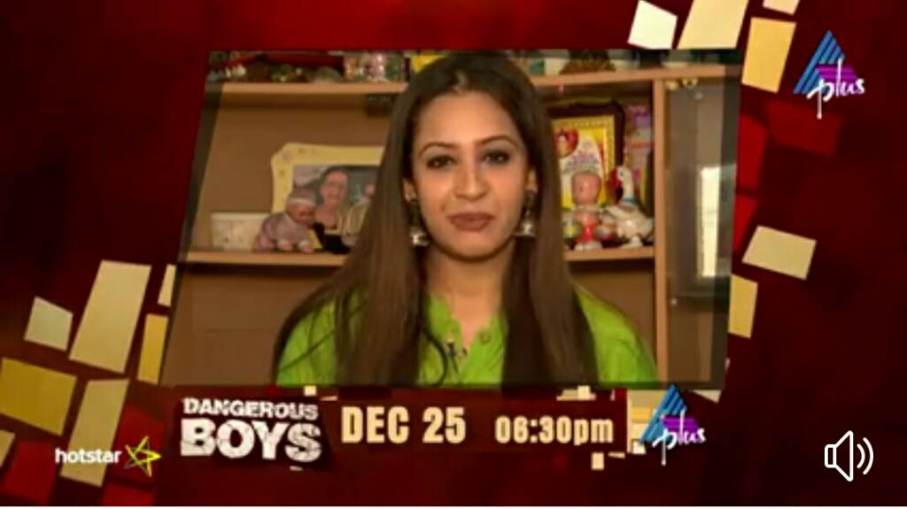 Update - Dangerous Boys | 25th December at 6:30pm | Asianet