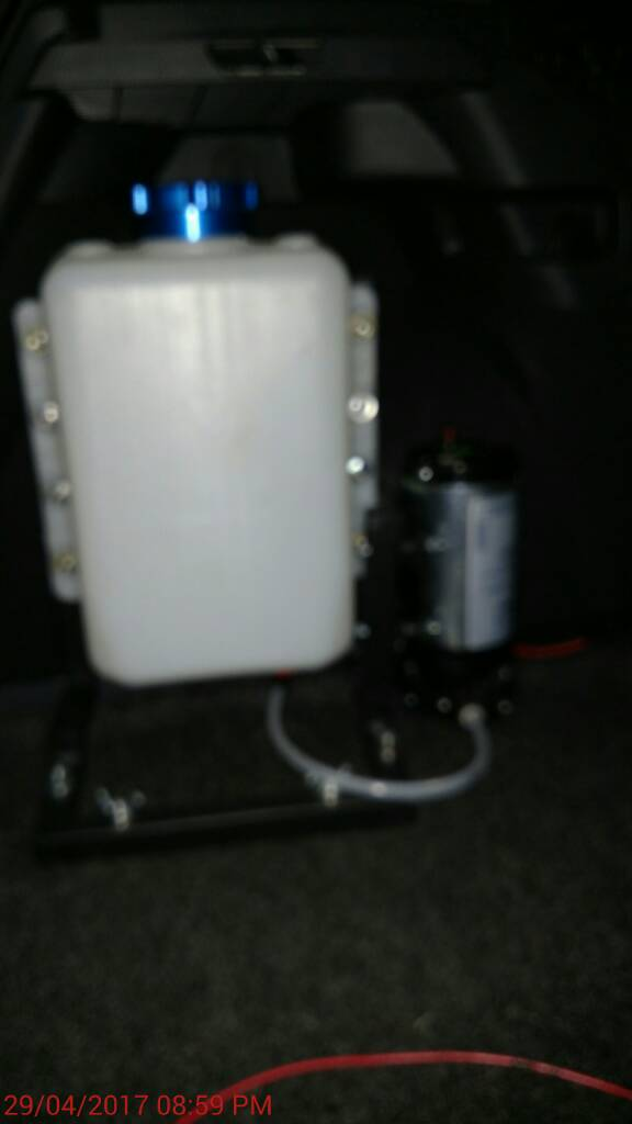Help Install Water Meth Kit Golfmk7 Vw Gti Mkvii Forum