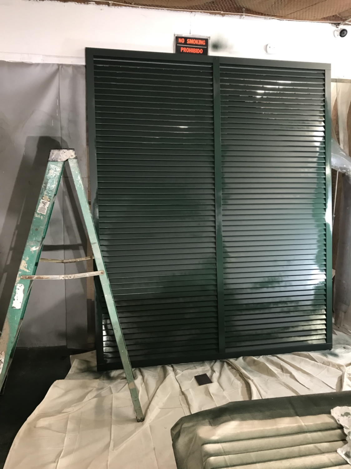 Bahama Shutter Fabrication Paint Specialty Trades