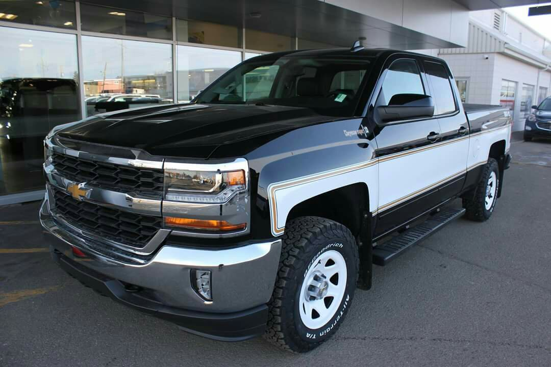 Yes I Like Retro 2014 2018 Chevy Silverado Amp Gmc