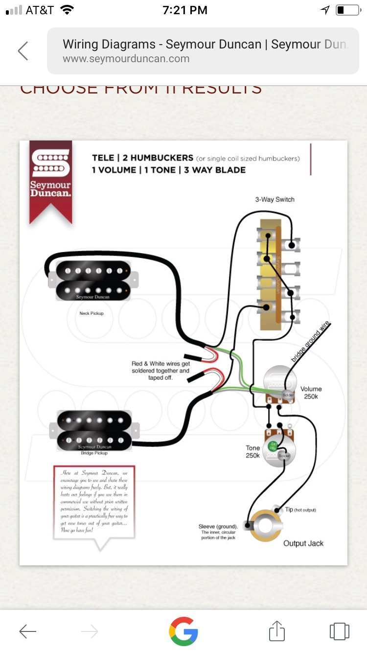 jackson js32 dinky parts rh seymourduncan com wiring diagram for jackson pickups