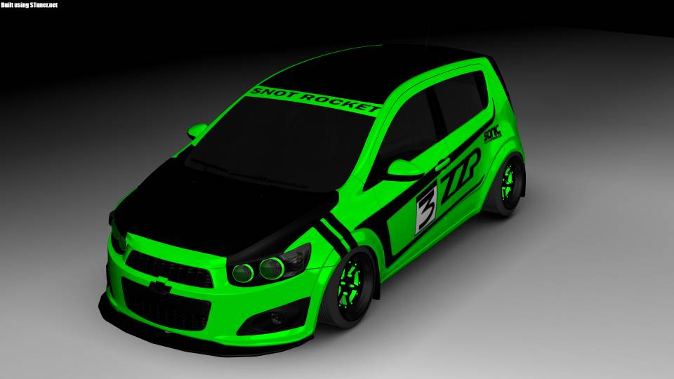 S-Tuner - Chevy Sonic Owners Forum