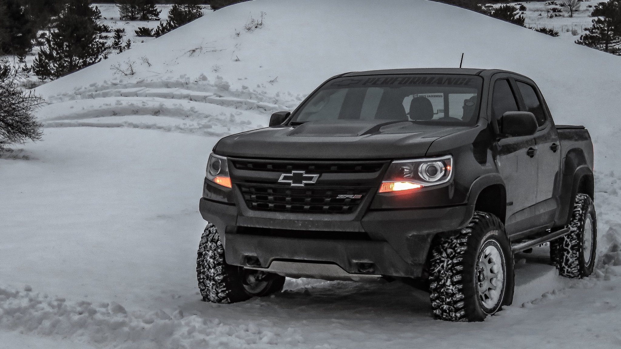 Lifted Chevy Colorado >> G2Skier's ZR2 (pic heavy) Build Thread - Page 22 - Chevy ...