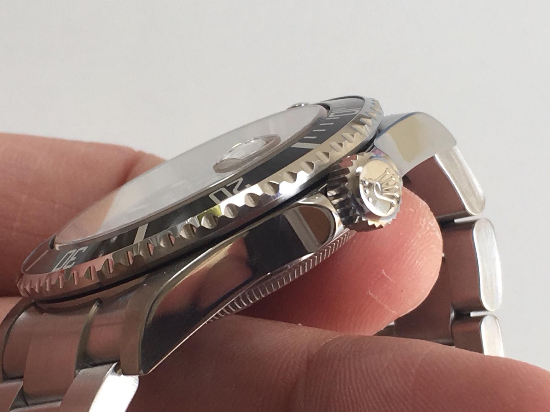 Rolex TC 16610: Αλλαγή κρύσταλλο - Γυάλισμα & φινίρισμα - Ιδιοκατασκευές