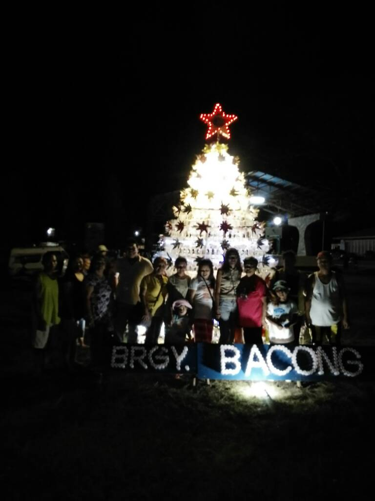 e2e9e9852081758f15fc078abe8b8fe2 - Christmas Tree in Bacong, Anda - Philippine Photo Gallery