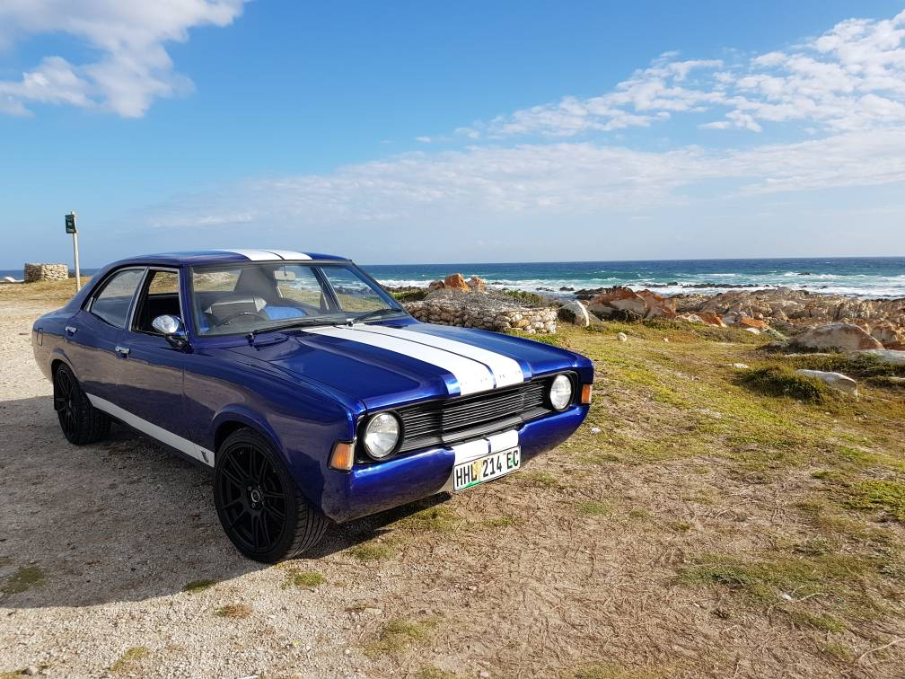 Ford Cortina MK3 Good old SA Muscle - African Muscle Cars - Forum