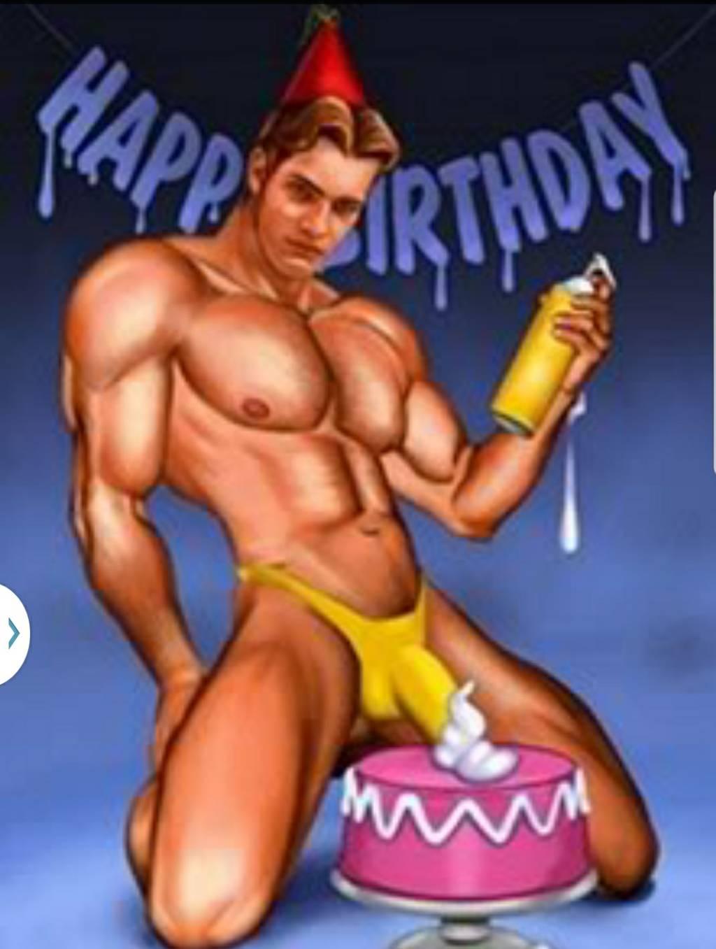 Happy Birthday Penis Gif