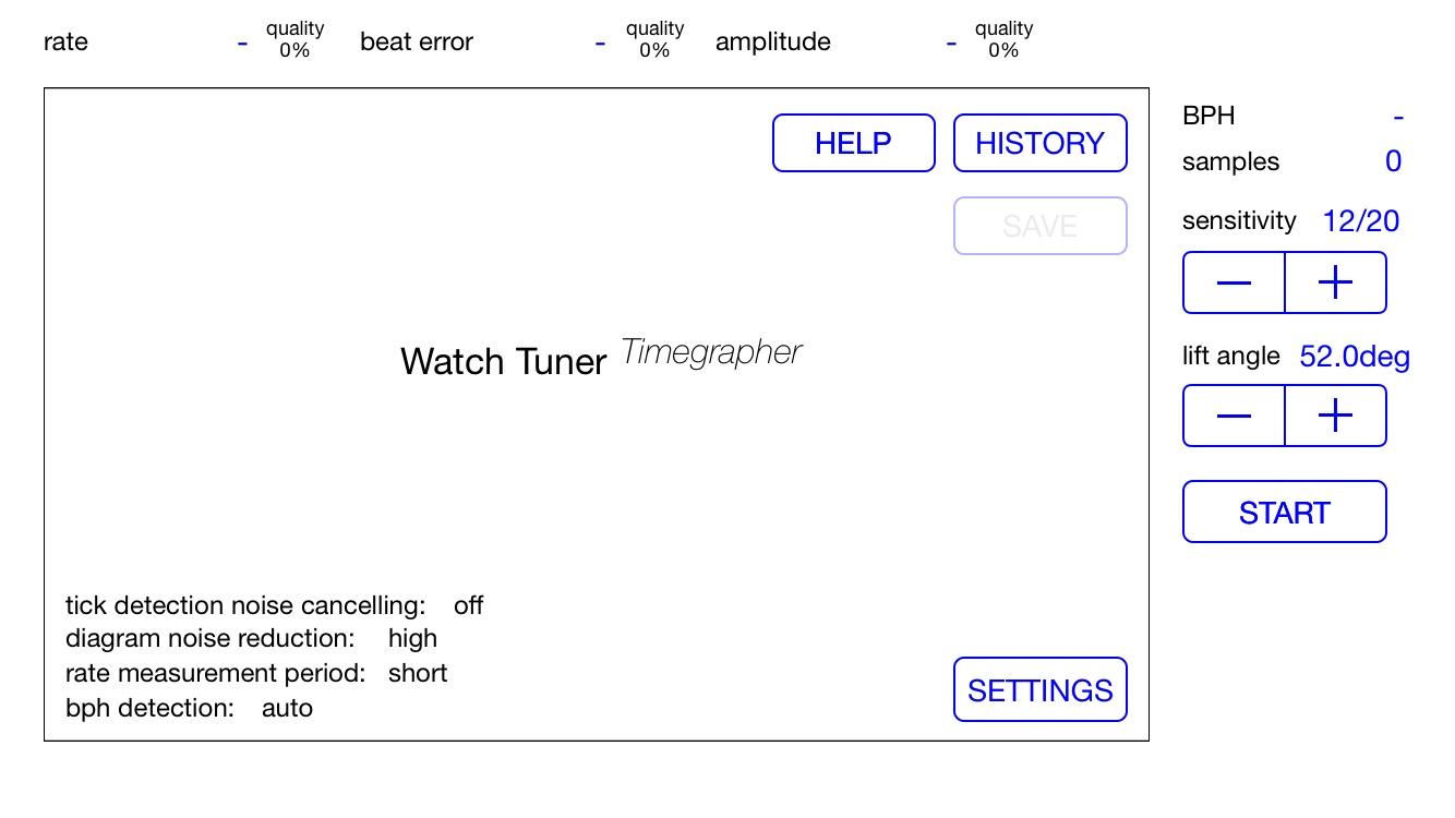 TG Timegrapher για ολους! - Τεχνικά θέματα