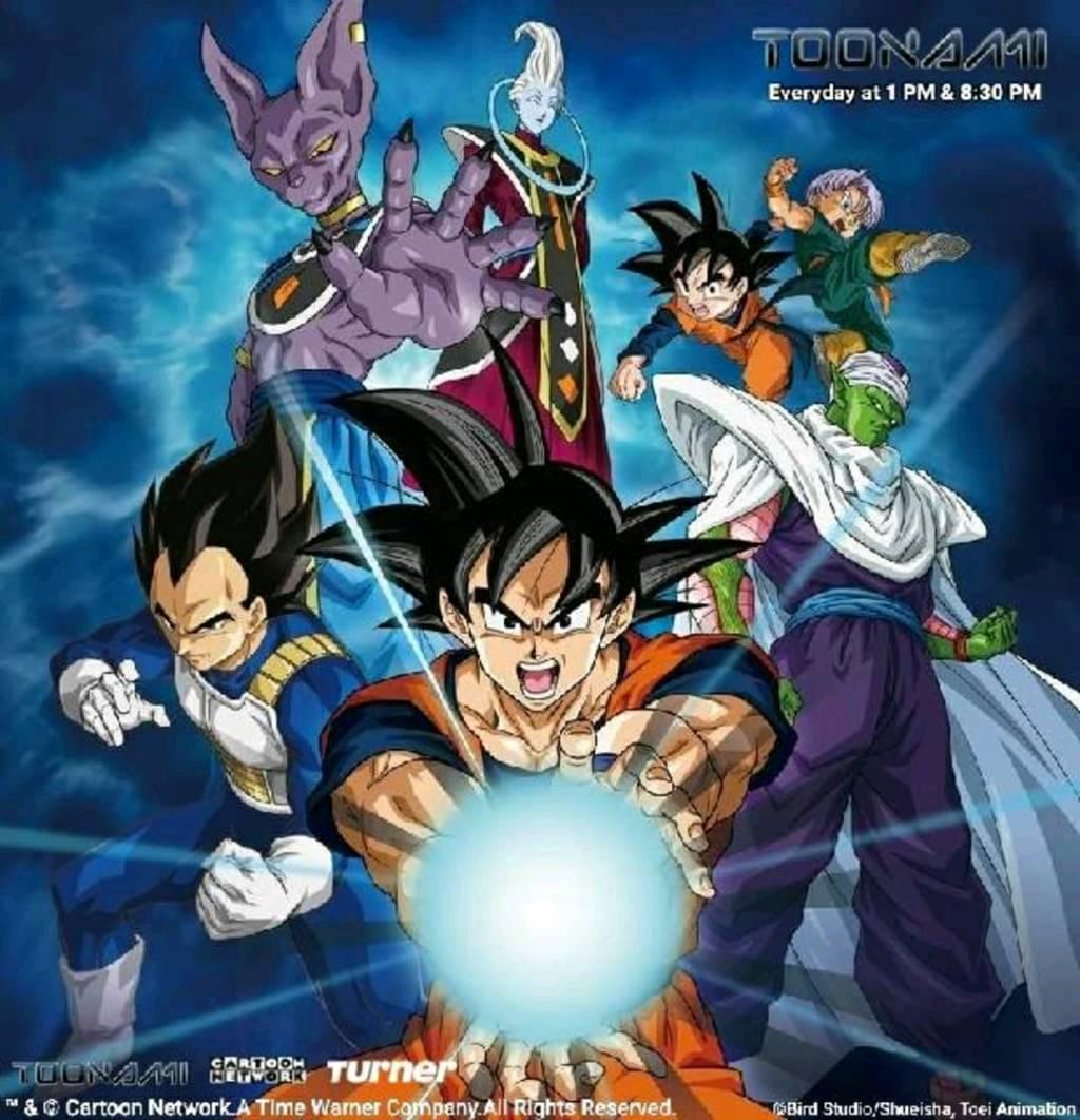 dthforum xclusive dragon ball super starts 1 january on cartoon