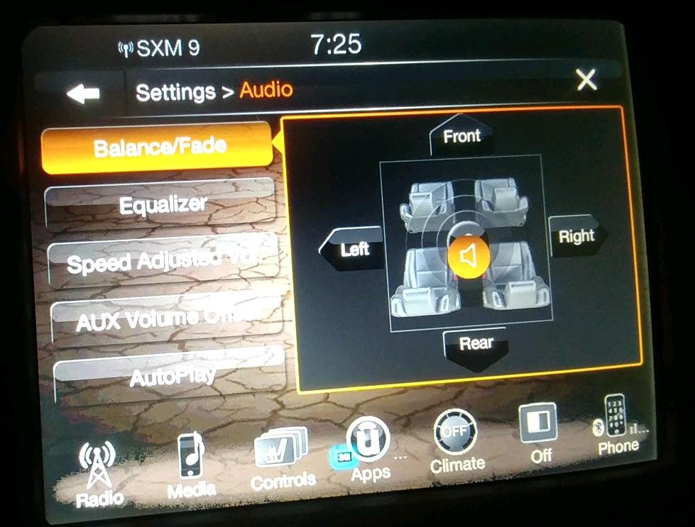 Disable Uconnect Autoplay - 2014+ Jeep Cherokee Forums