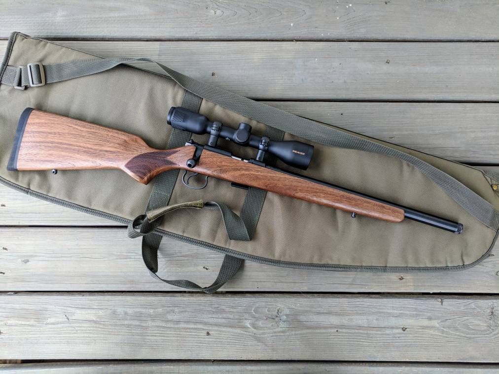 CZ455 Varmint vs American models - Page 2 - Maryland Shooters
