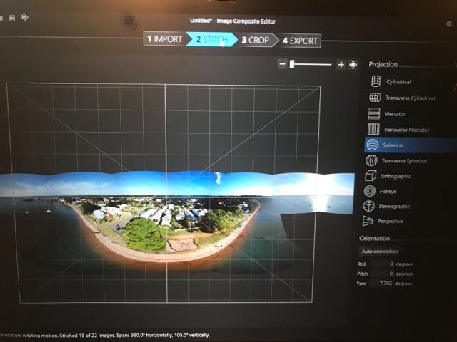 360 sphere panorama   DJI Mavic Drone Forum