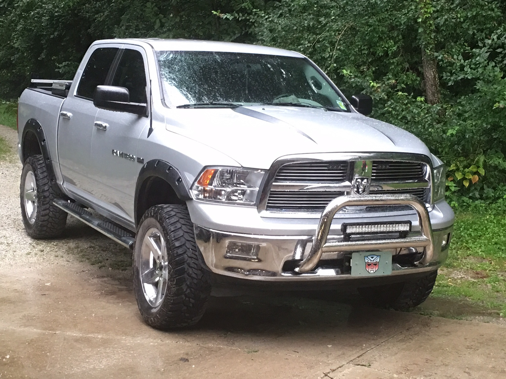 2017 Dodge Ram 5.7 Hemi >> Let's see some bull bars!! I'm interested in black mostly | Page 2 | DODGE RAM FORUM - Dodge ...