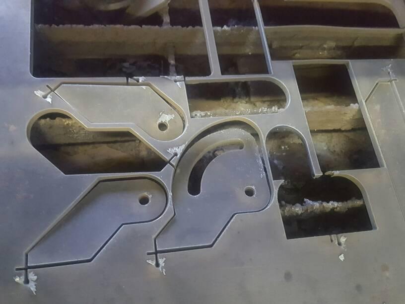 Started Building A 2x72 Belt Grinder