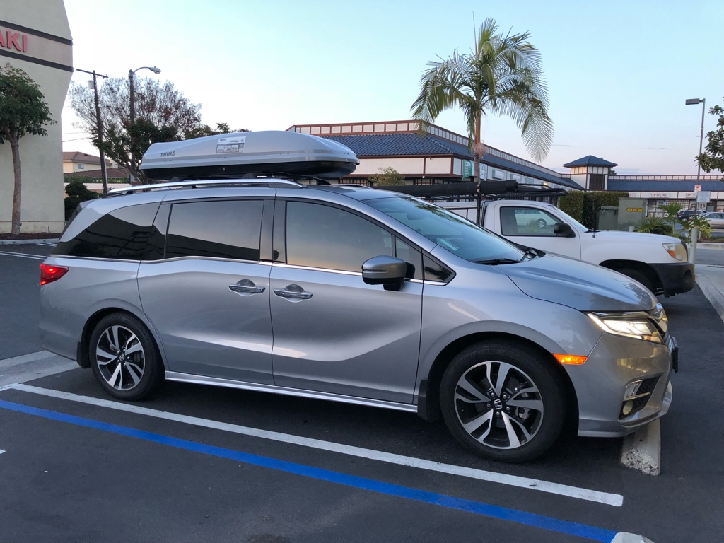Roof Rack And Cargo Carrier Page 2 Honda Odyssey Forum