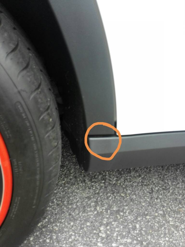 Mercedes gla forum gap for Garage mercedes gap