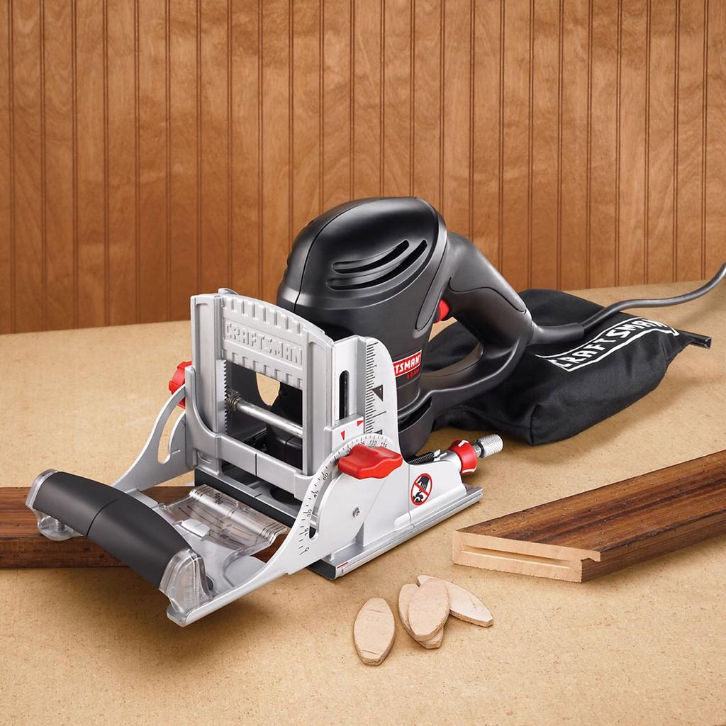 Craftsman Biscuit Joiner Question Woodworking Talk Woodworkers