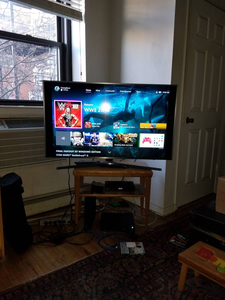Which TV is better? Mostly for movies but for games as well
