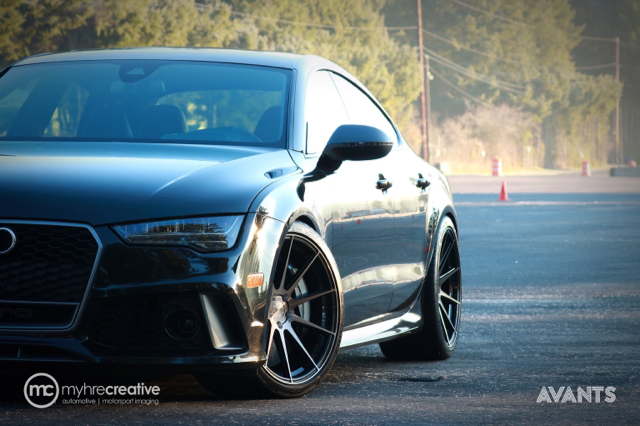 Rs7 And O Z 20 Rims