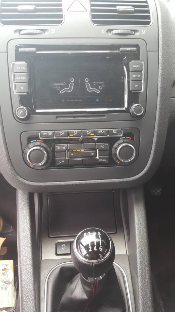 Step 2 5 MK6 climatronic control - VW GTI Forum / VW Rabbit