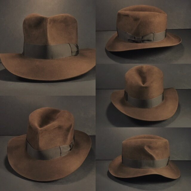 cbf8d83a1d14e ... and I am considering distressing it in the true spirit of an adventure  hat. The Penman will be an everyday wearing hat