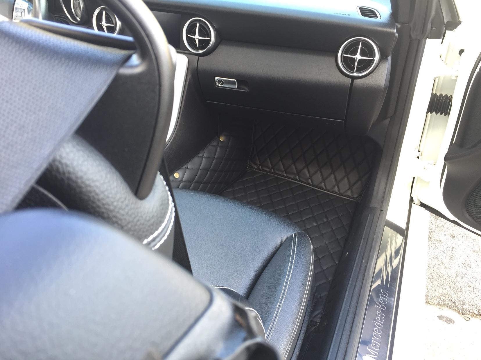Luxury Floor Mats Mercedes Benz Slk Forum