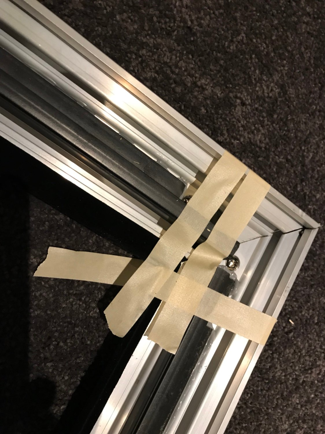 V6 AT material on Silver Ticket frame - AVS Forum | Home