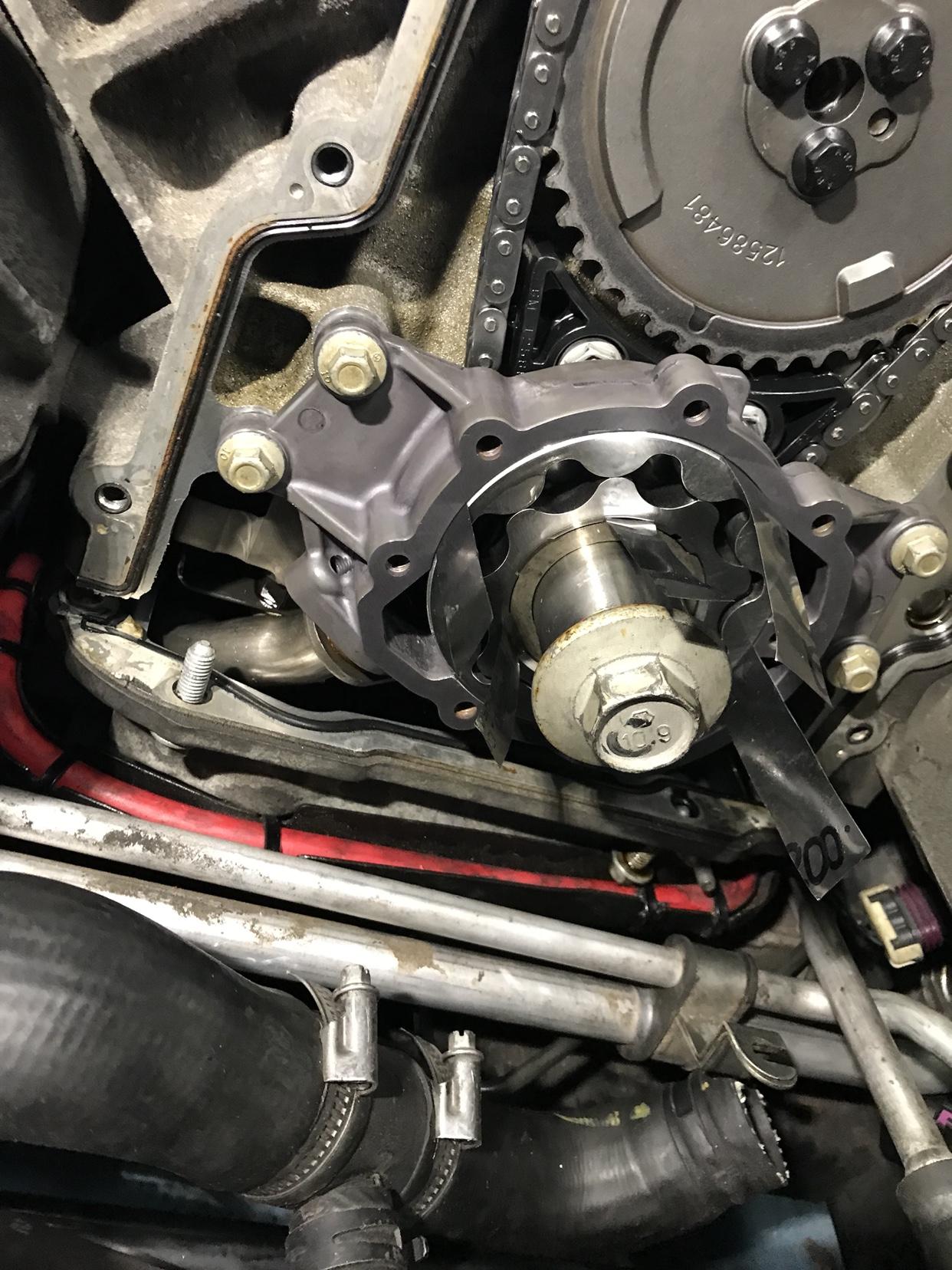 Melling oil pump install tips - Camaro5 Chevy Camaro Forum