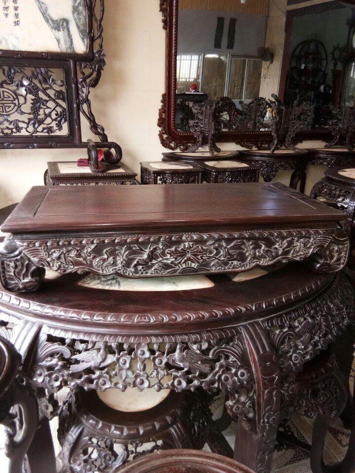 bàn trà bàn văn kỷ  sen vịt  lh 0974710348 (zalo)