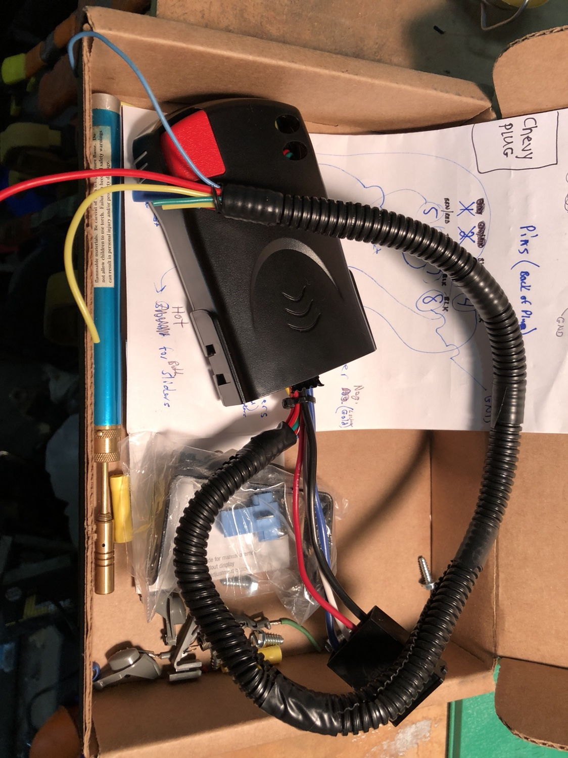 2016 Gm Integrated Trailer Brake Controller Page 2 Chevy Truck Wiring Img