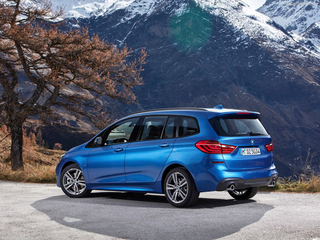2019 BMW 2-Series Active Tourer & Gran Tourer