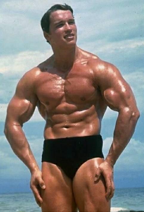 Arnold Schwarzenegger official updates and Rare Pics!
